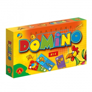 "DOMINO OBRAZKOWE ""MIX"""