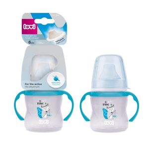 Kubek niekapek Lovi 35/322 boy 150ml